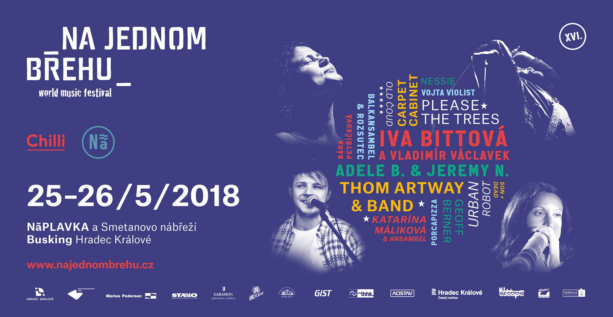 Na jednom břehu / world music festival