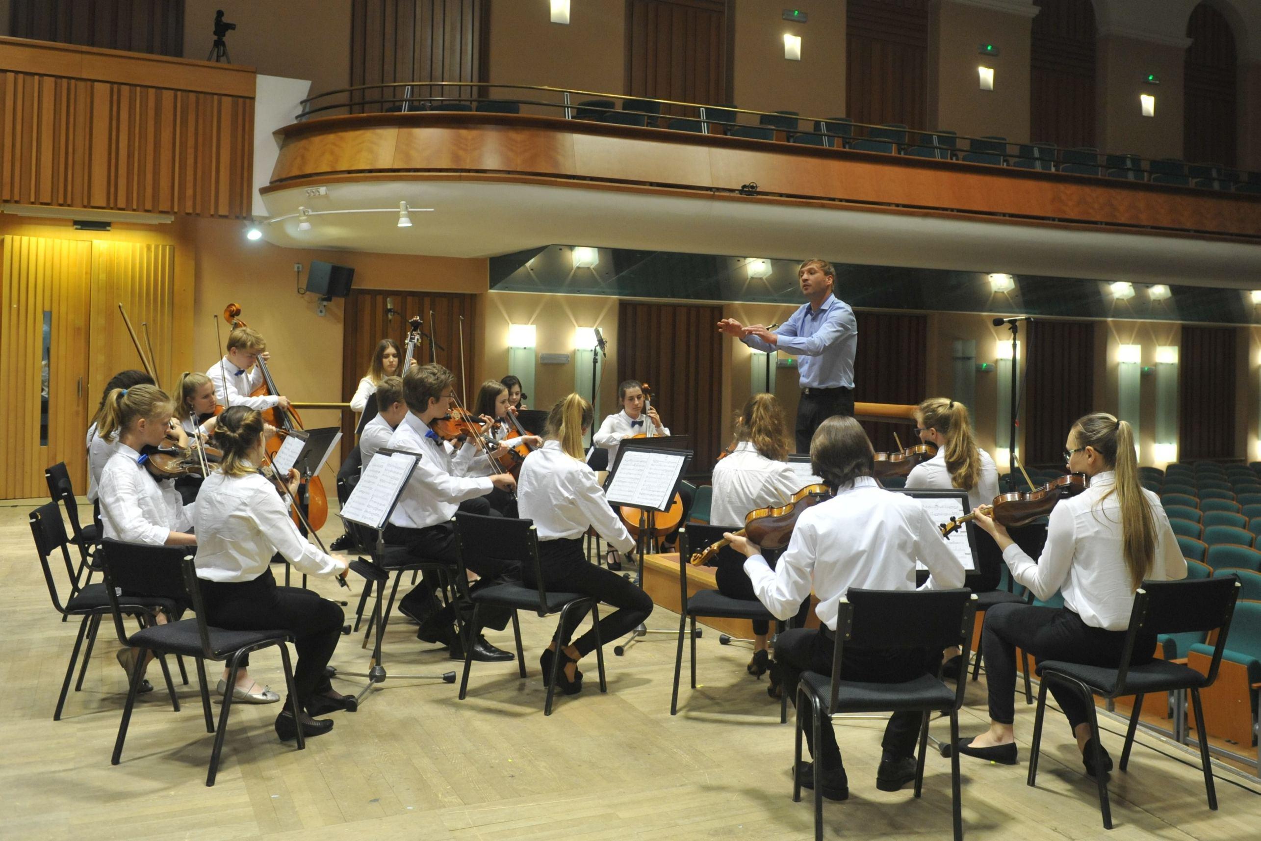 Smiling String Orchestra ZUŠ Střezina