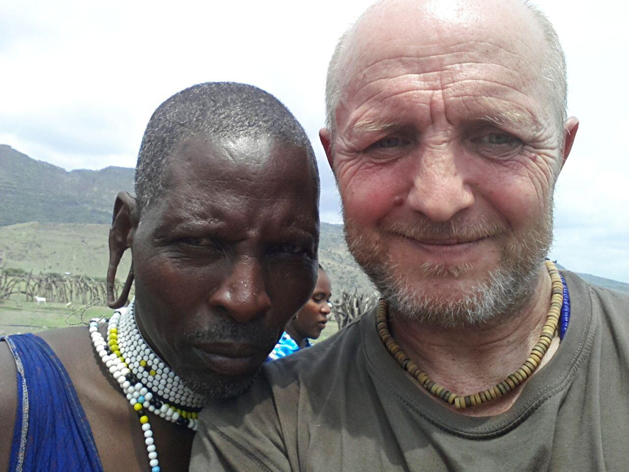 V Africe zažijete za jeden den víc než tady za dva roky