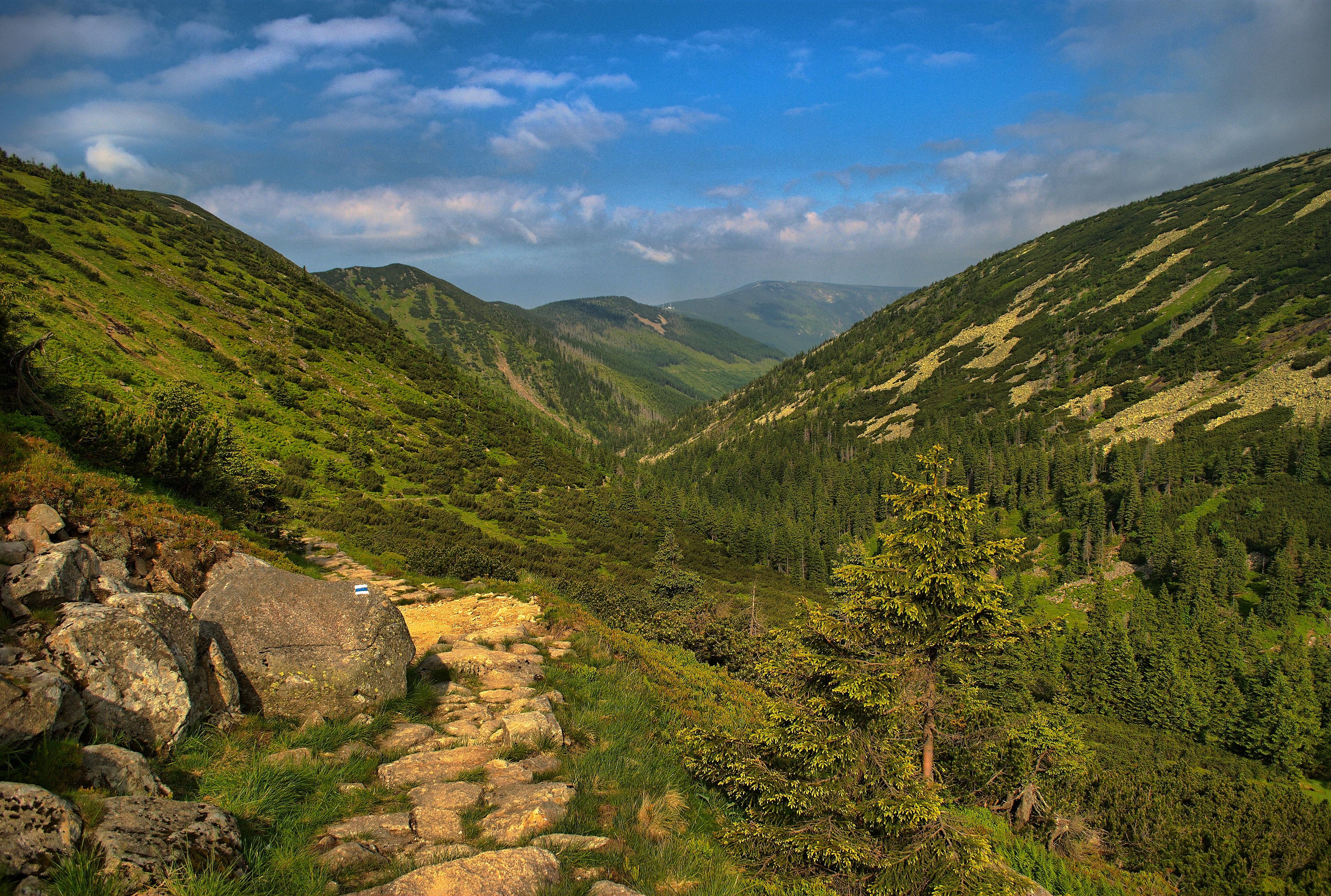 Krkonoše - jedinečná zpráva o jedinečných horách