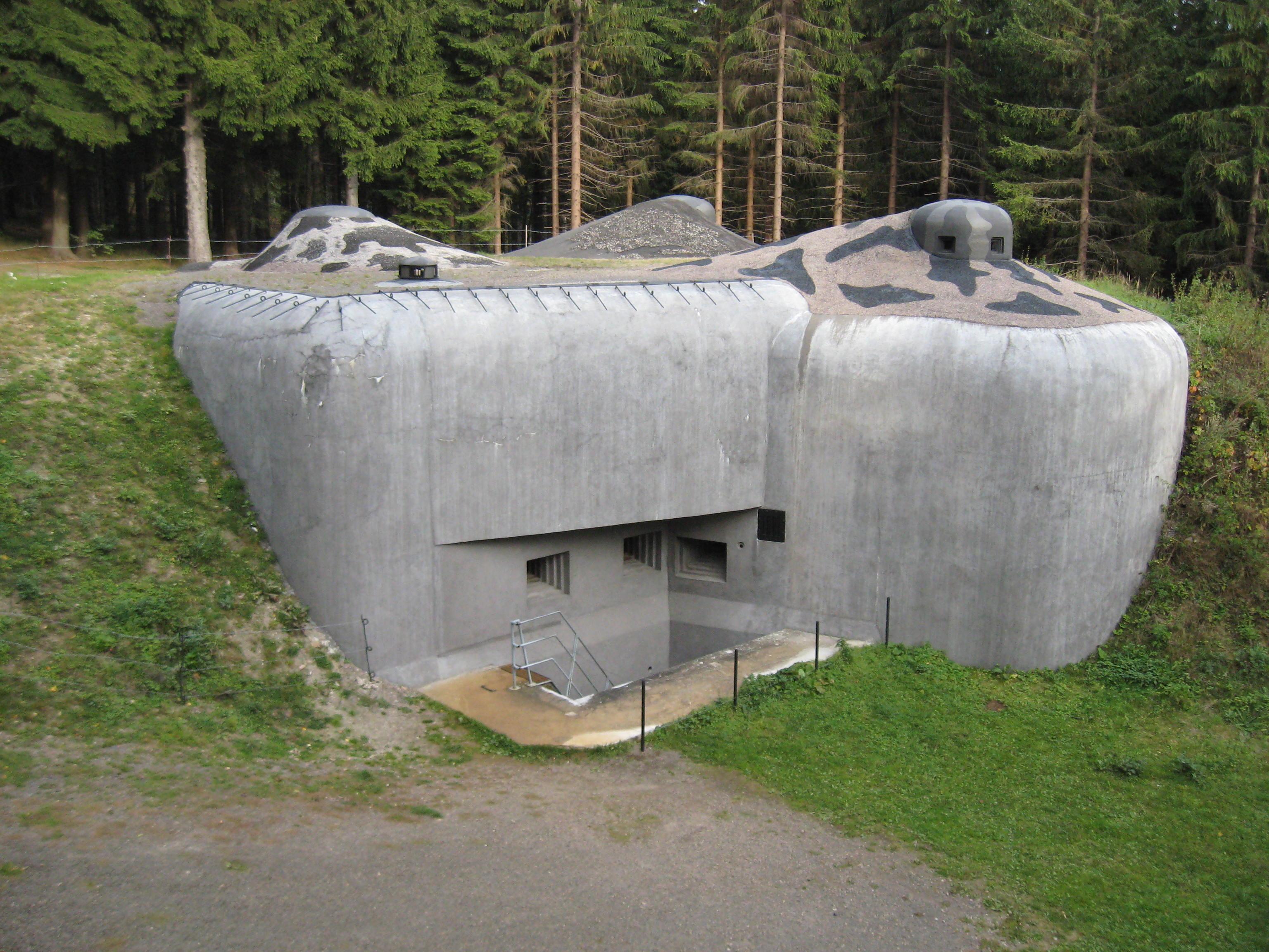 Hanička - dělostřelecká tvrz v Orlických horách