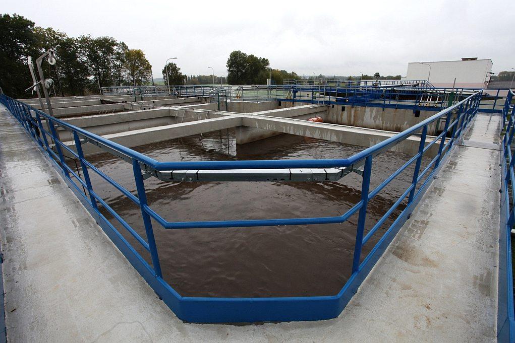 Rekonstrukce čistírny odpadních vod v Novém Bydžově