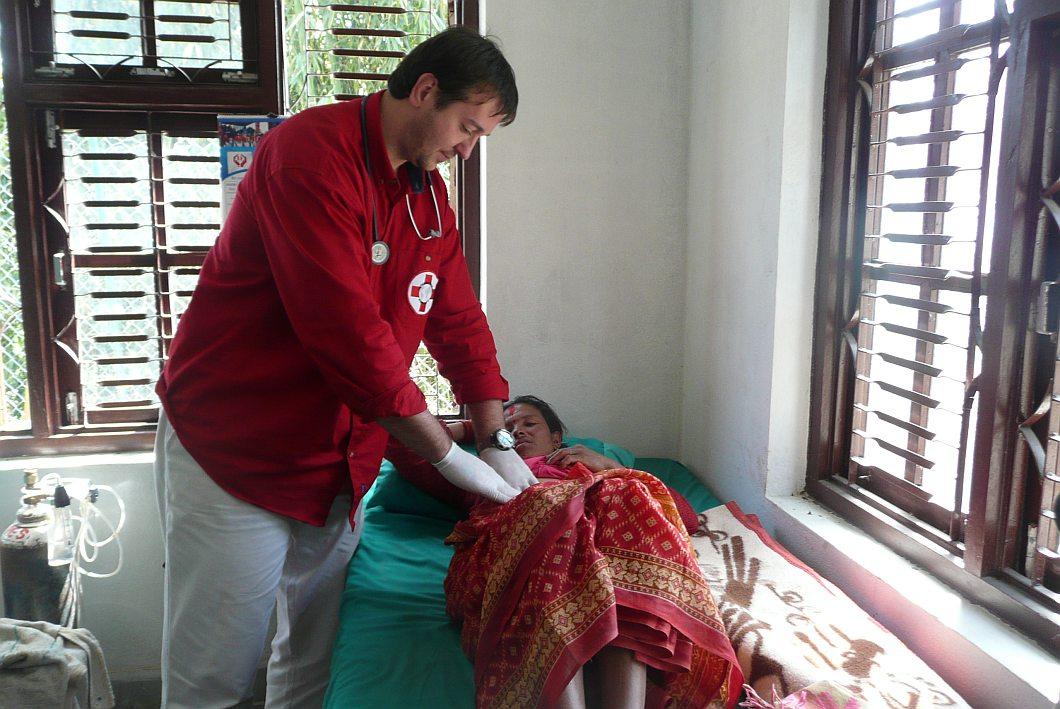 Nepál - diagnostický proces v horském středisku