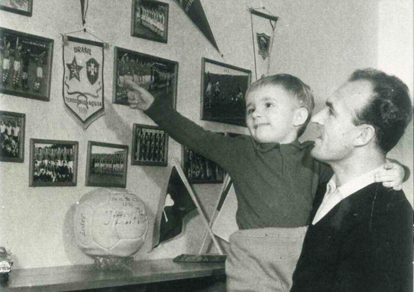 Jiří Hledík otec a syn