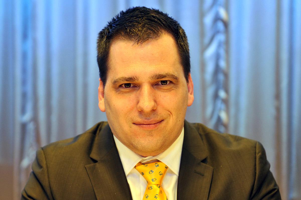 Kandidát do Evropského parlamentu KDU-ČSL, Tomáš Zdechovský