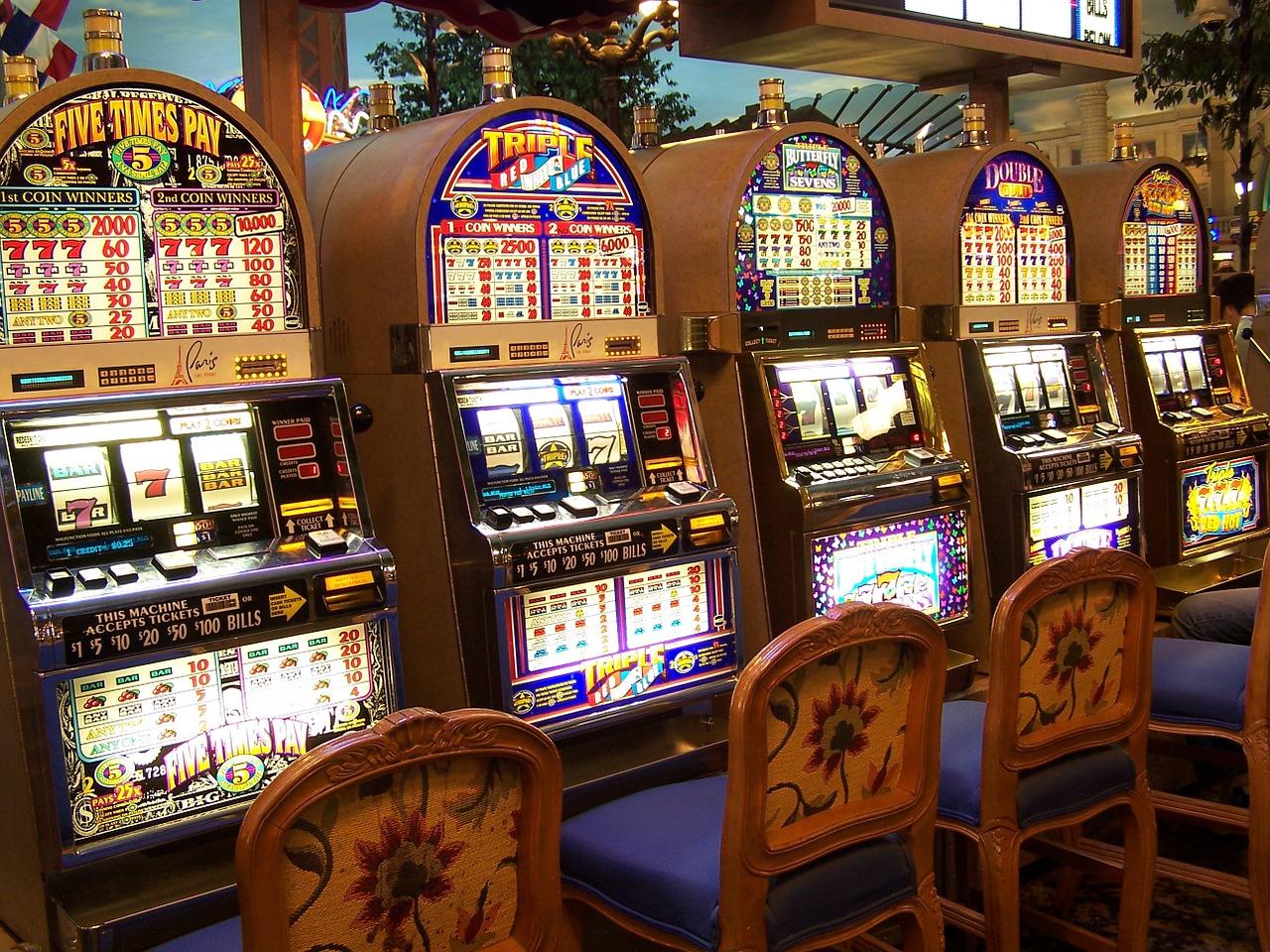 Hrací automaty (ilustrační foto)