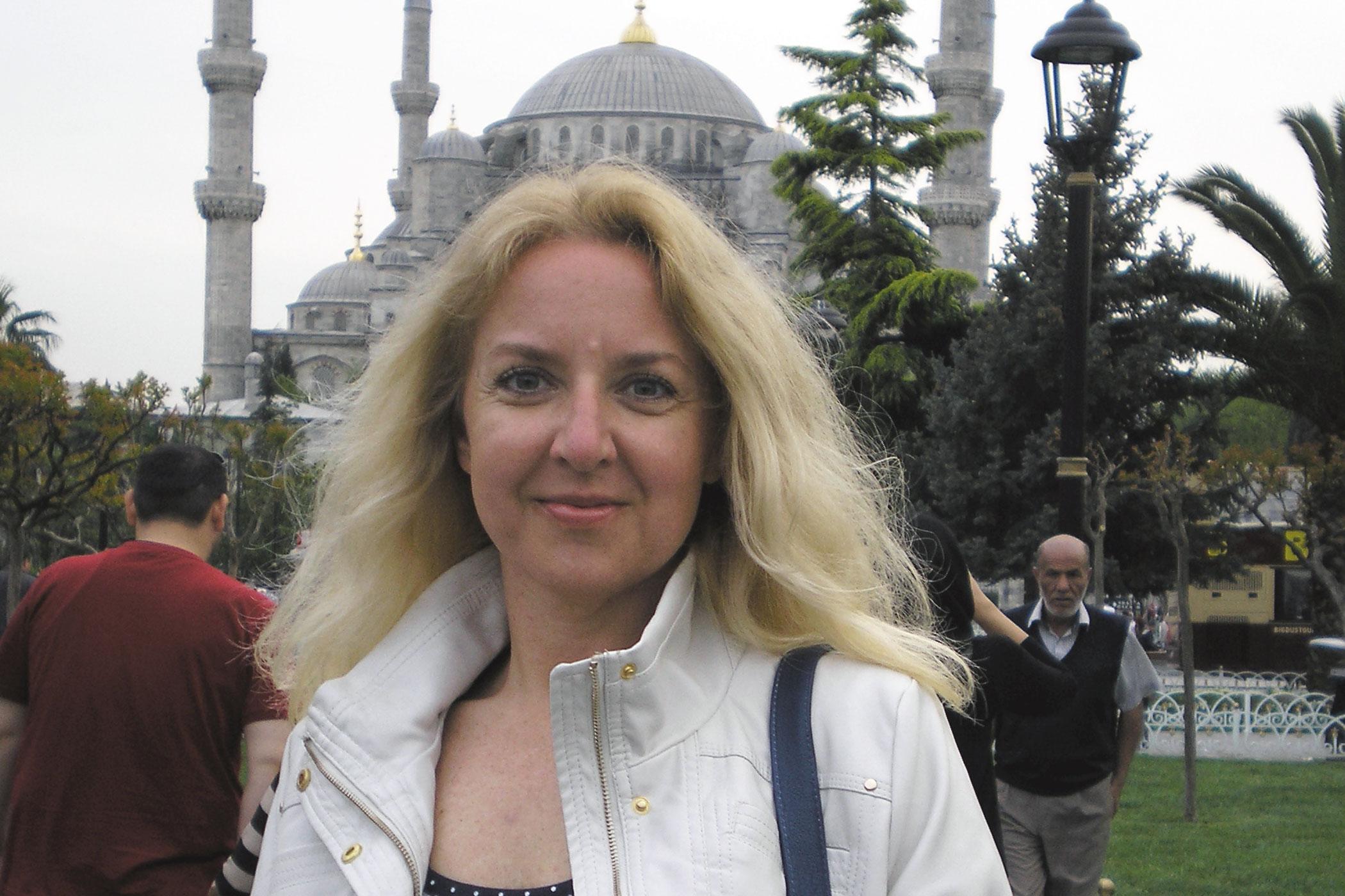 Pavla Apostolaki a Turecko