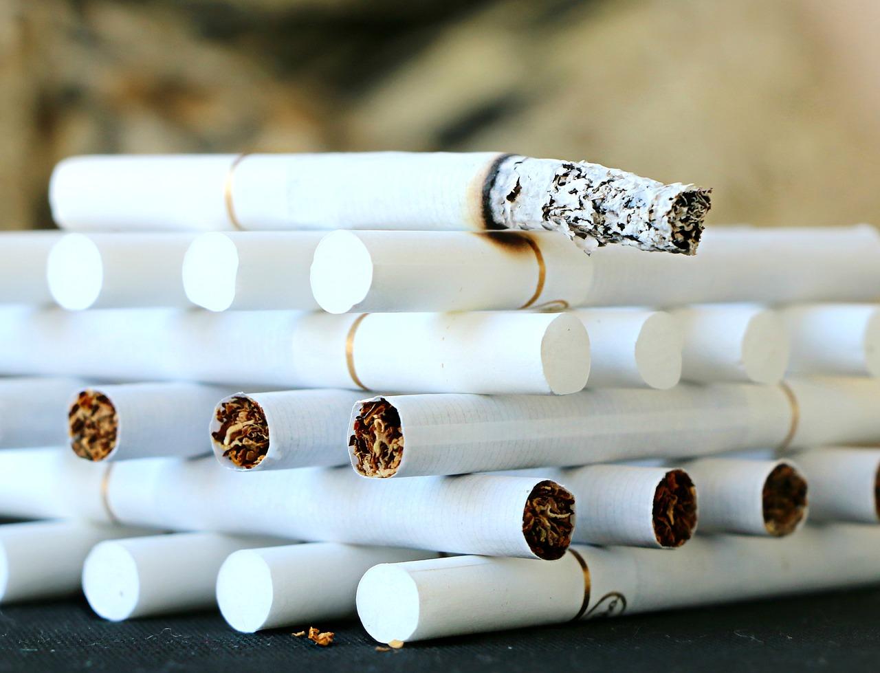 Vzdali byste se za 500 korun měsíčně cigarety?