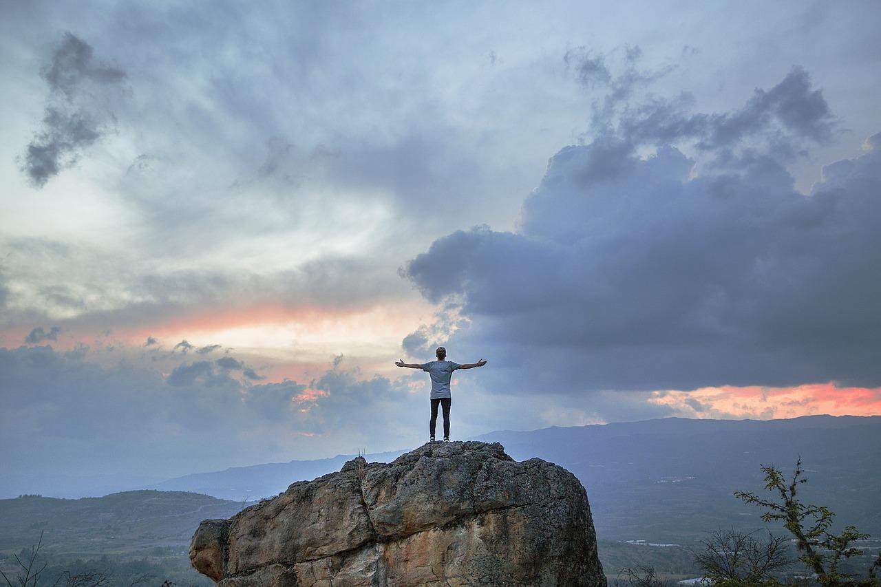 Bouldering je nikdy nekončící hra člověka s přírodou a se sebou samým