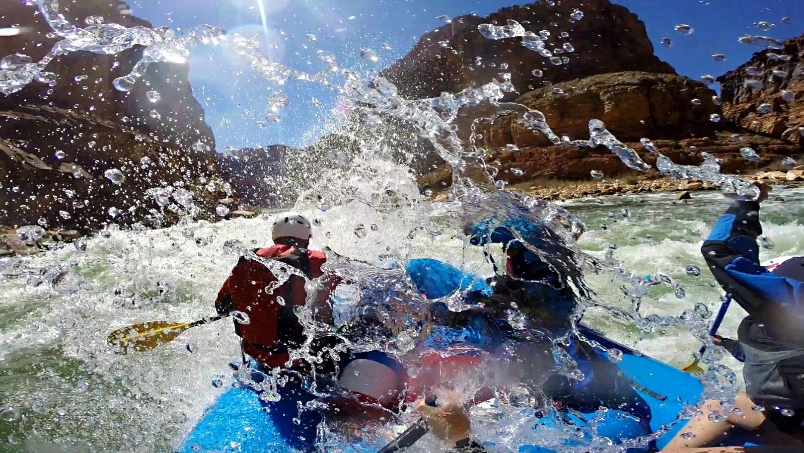 Z Trutnova na Colorado River. Splněný vodácký sen