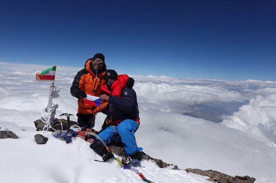 Úspěšná česká expedice Nanga Parbat 2018