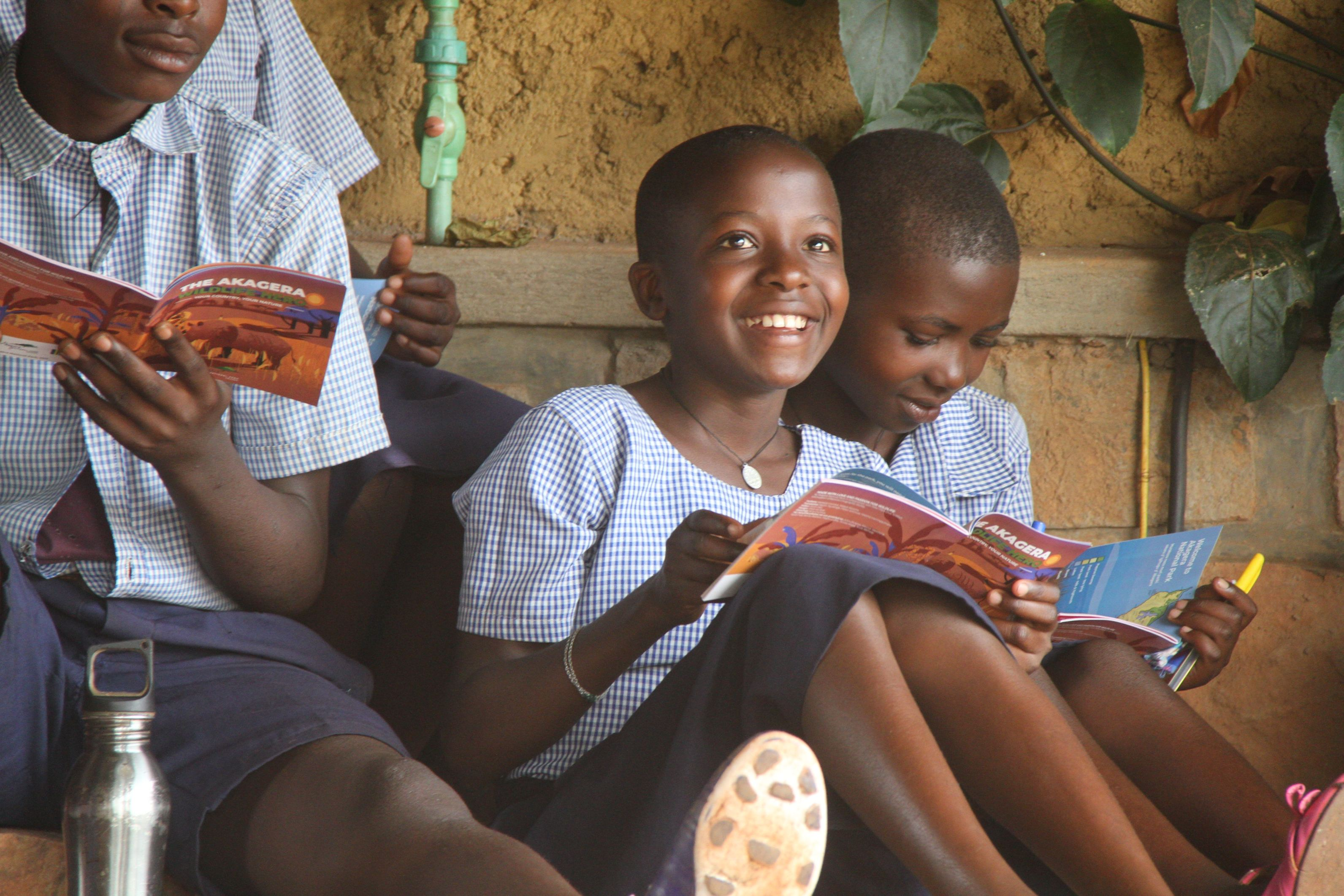 Environmentální vzdělávací centrum pro děti ve Rwandě