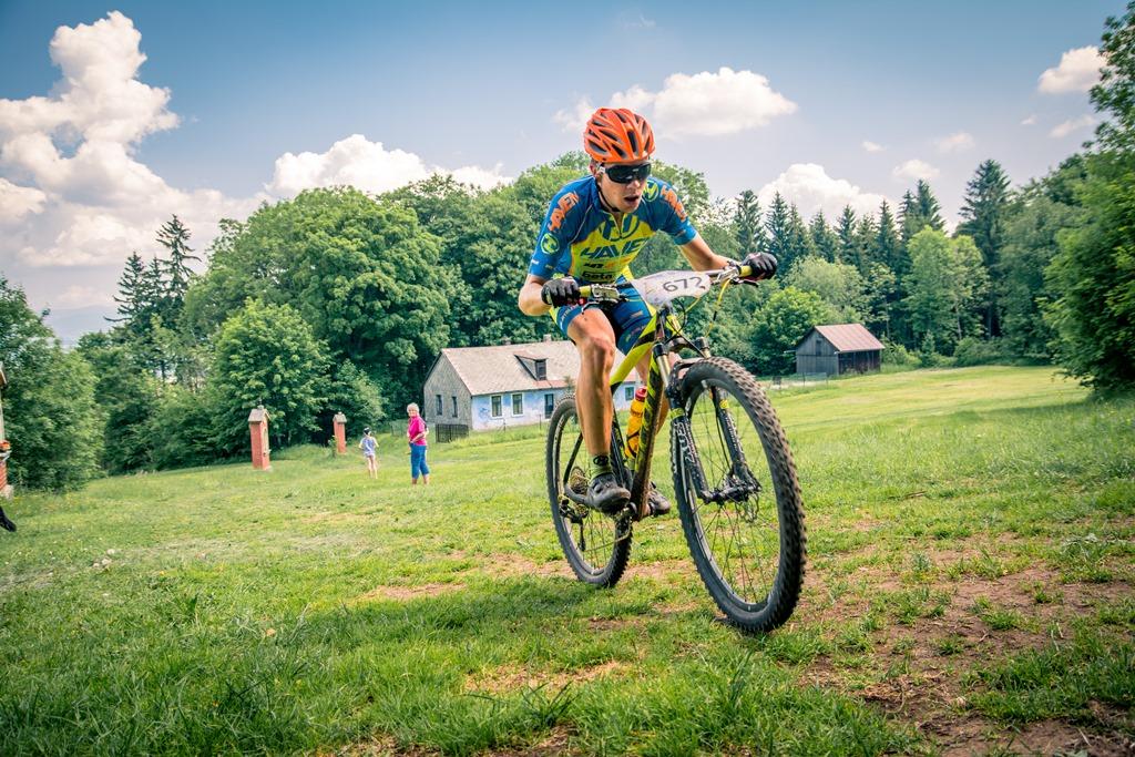 Weber Jičínská 50 - sportovní klání v cyklistice a běhu