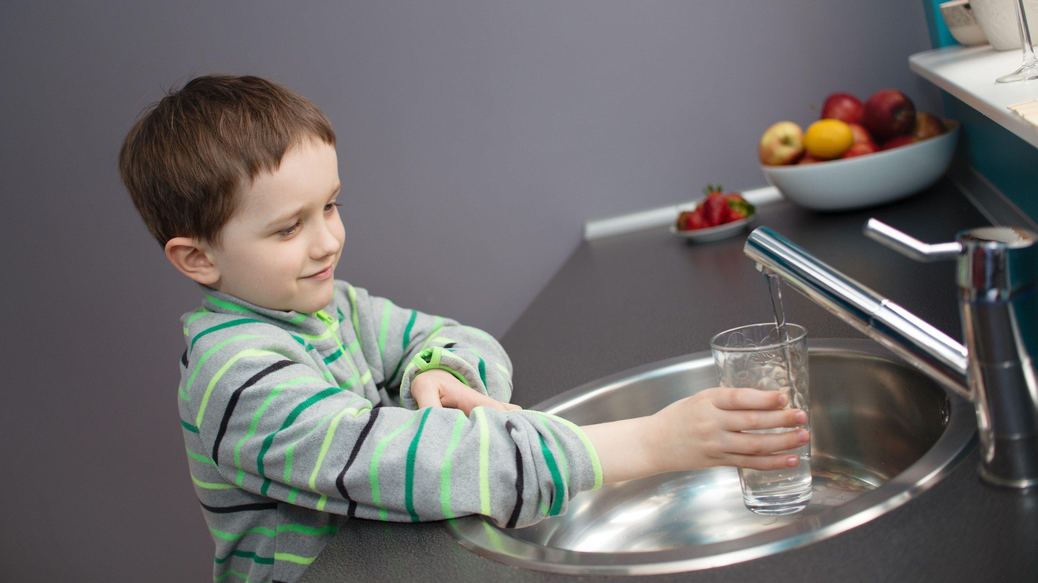 Pitná voda z vodovodu (ilustrační foto)