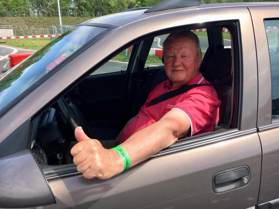 """Projekt """"Jedu s dobou"""" je určený aktivním seniorům za volantem automobilu"""
