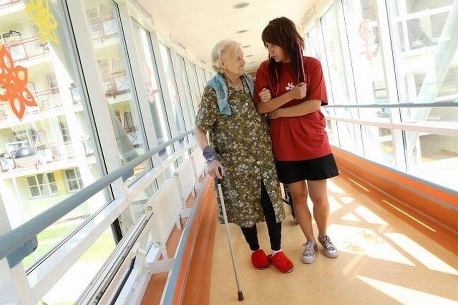 Dobrá péče o seniory je znakem vyspělé společnosti