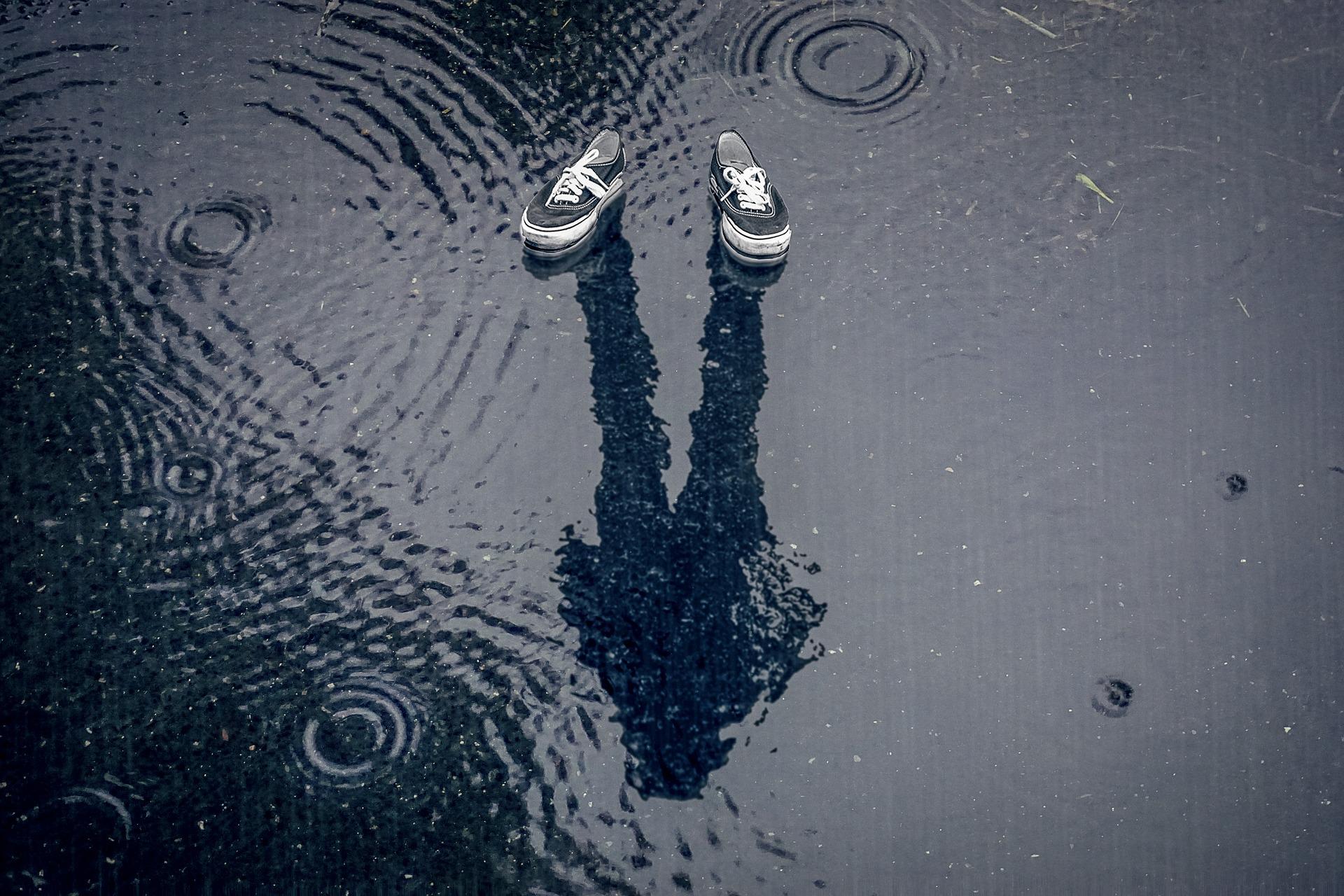Místo sůl, můžeme klidně říkat, že je déšť nad zlato (ilustrační foto)