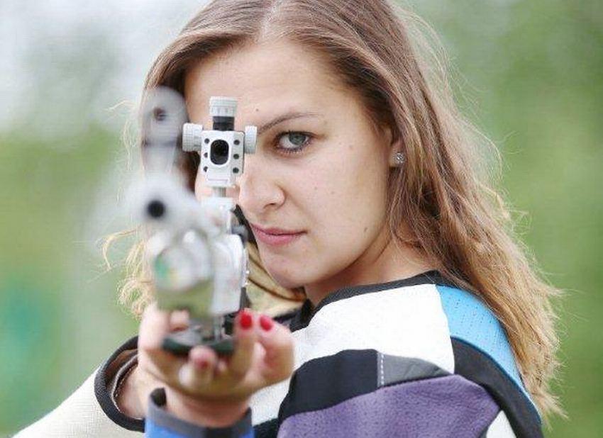 Sportovní střelkyně Gabriela Vognarová
