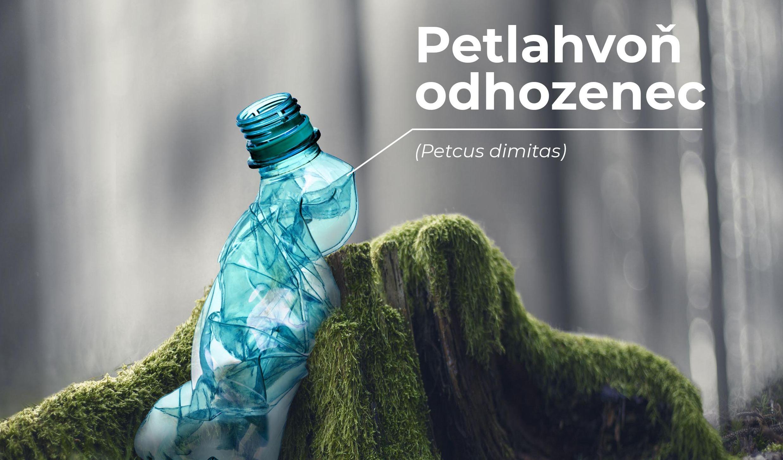 Atlas odpadkoušů: Petlahvoň odhozenec