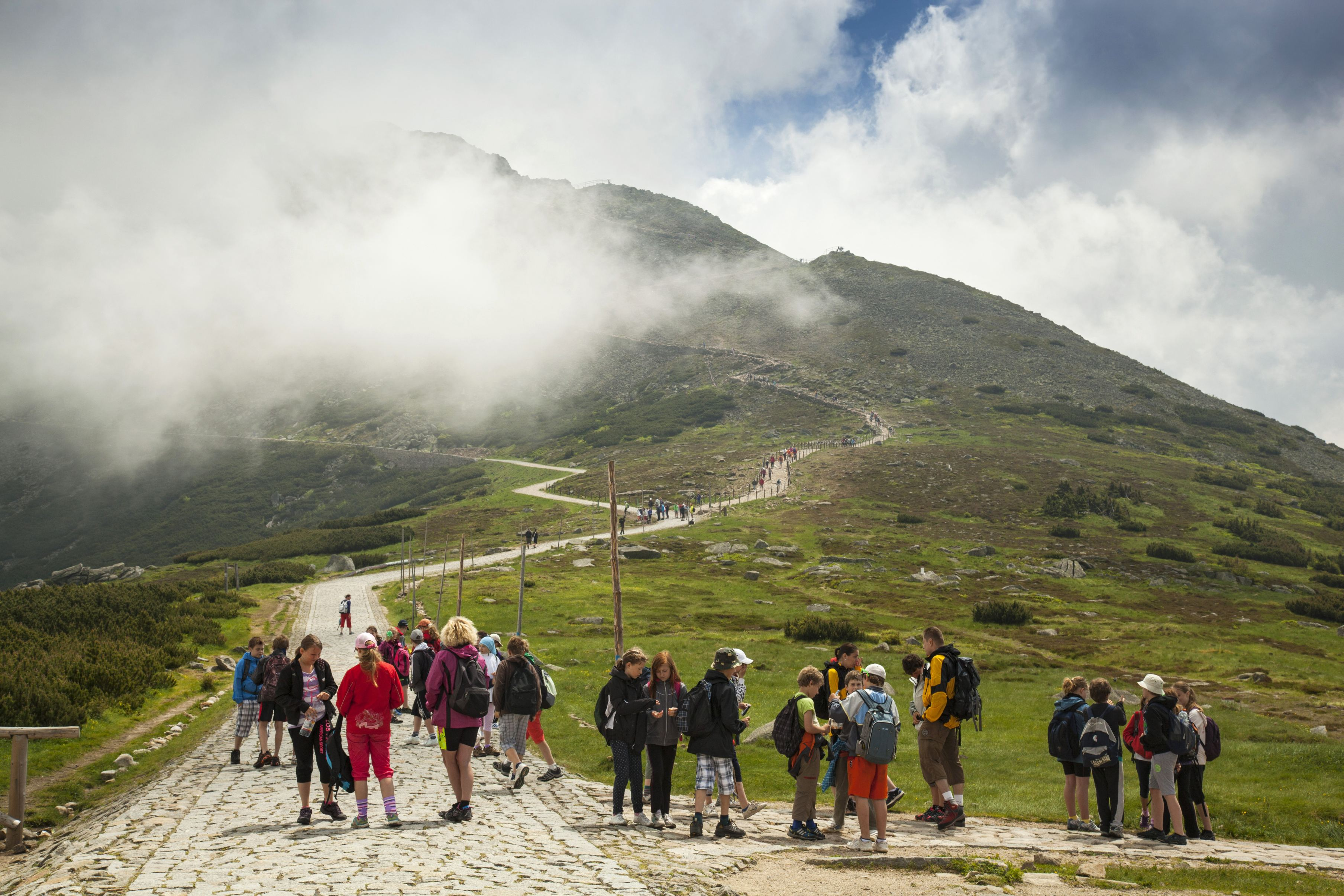 Krkonošský národní park patří k nejnavštěvovanějším chráněným územím v Evropě