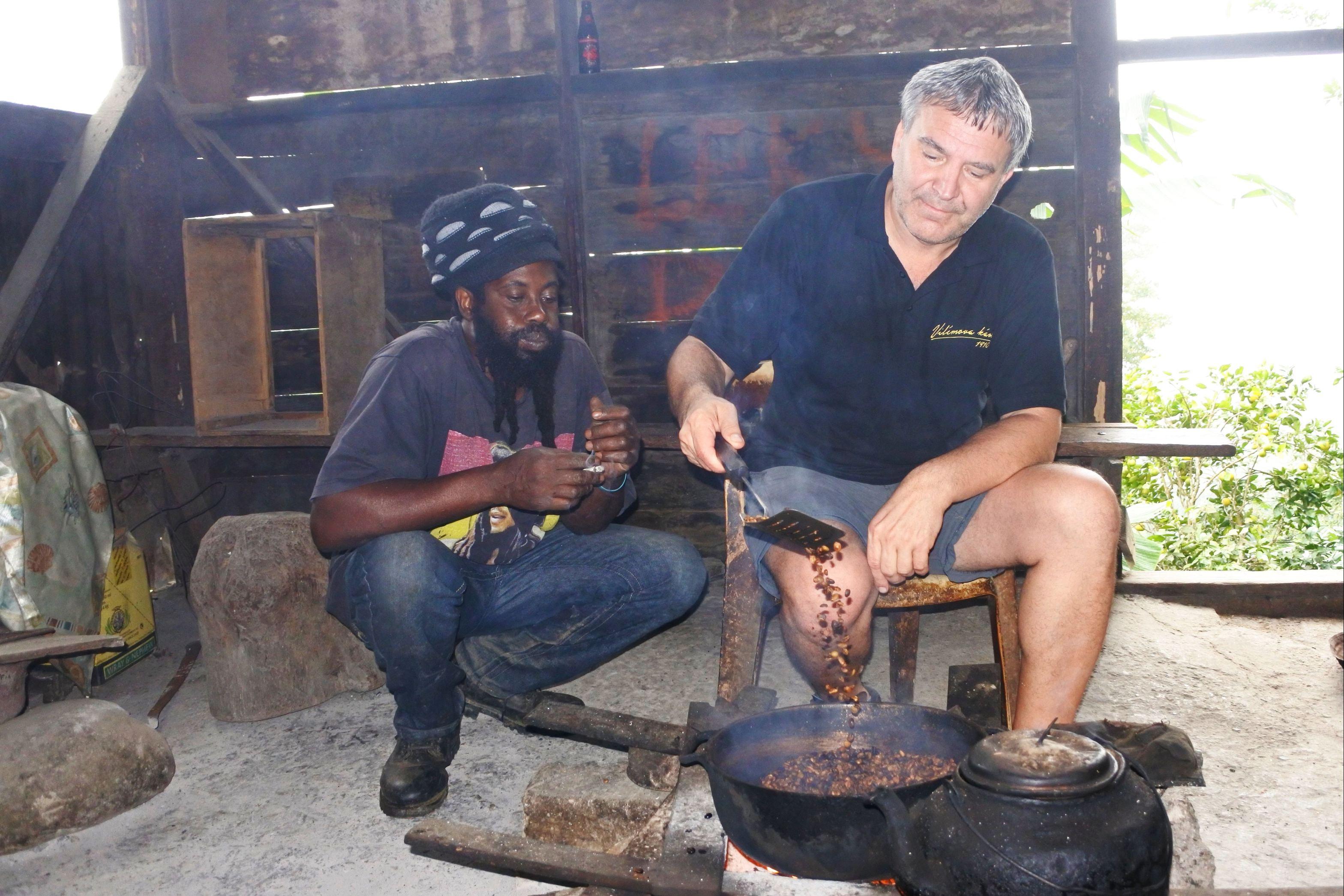 Voňavé putování za kávou s Jiřím Sýkorou - Jamajka