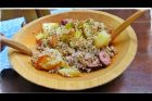 Valašský kontrabáš skvěle chutná s kysaným zelím nebo kyselou okurkou