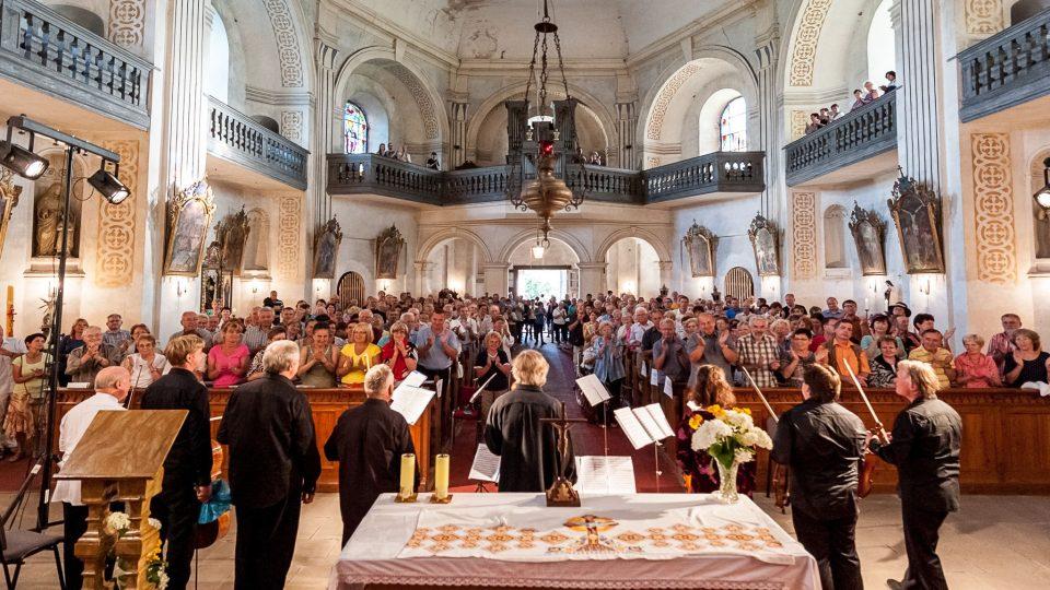Festival Za poklady Broumovska v Ruprechticích