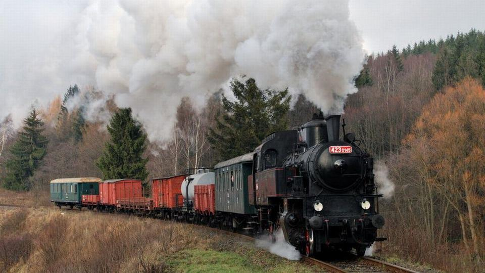 Železniční muzeum Výtopna Jaroměř zachraňuje historická železniční vozidla