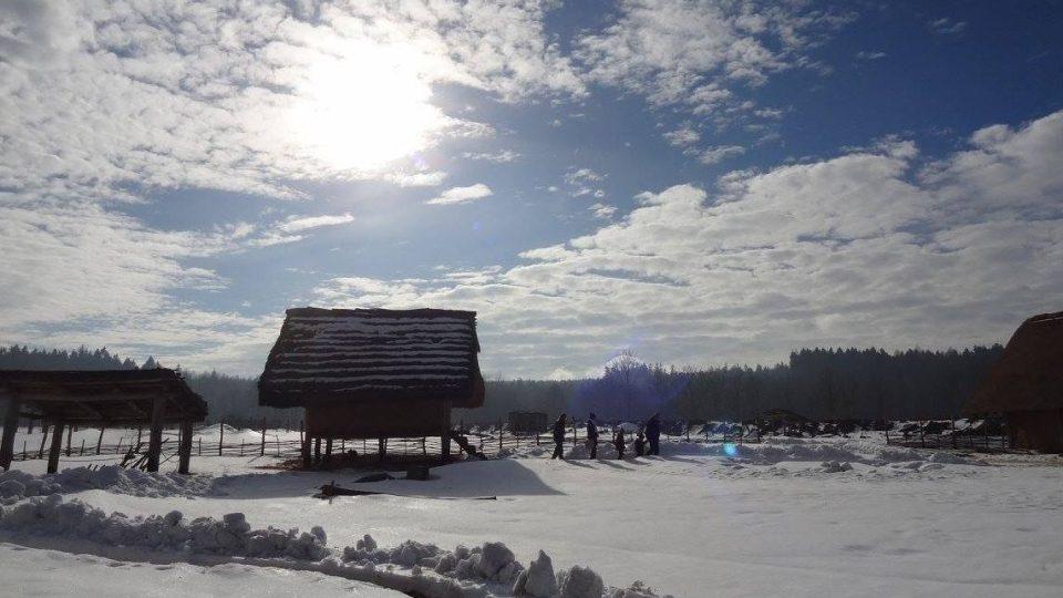Jak Keltové slavili zimní slunovrat