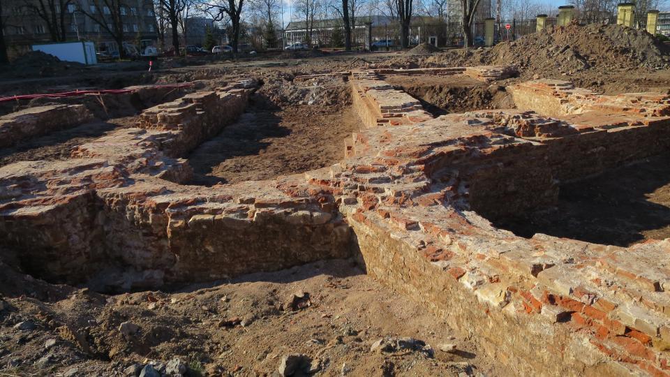 Kavalír 33 pevnostního systému v Hradci Králové