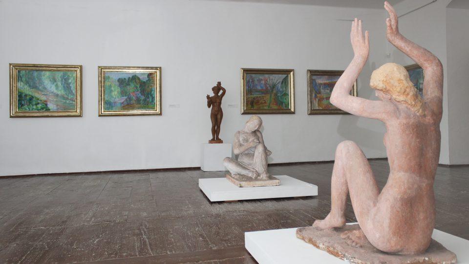 Orlická galerie v Rychnově nad Kněžnou