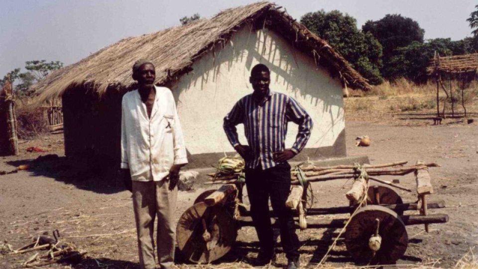 Obyvatelé Tanzánie