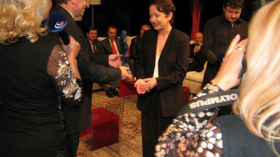 ŠARMANTNÍ OSOBNOST ROKU 2008 - slavnostní večer