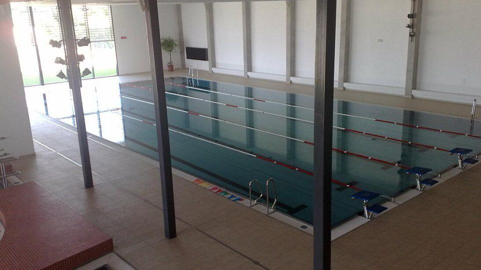 Nový krytý bazén v Rychnově nad Kněžnou