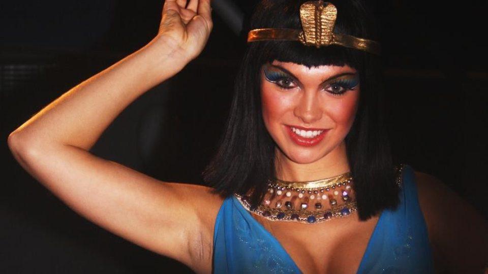 Kamila Nývltová jako Kleopatra
