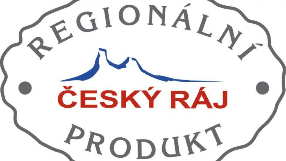Logo regionálního produktu Český ráj