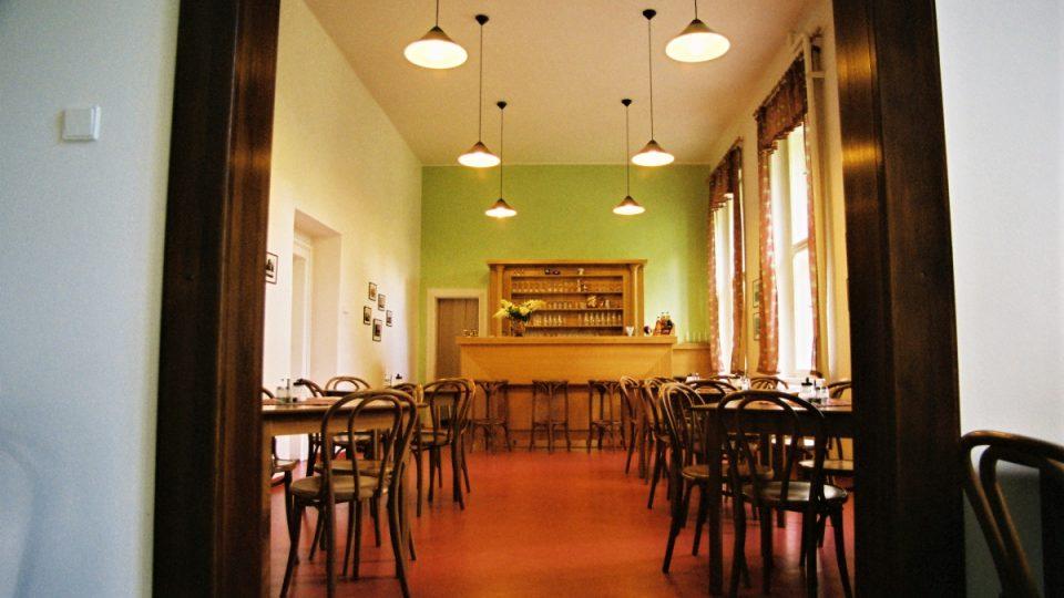 Prvorepubliková kavárna
