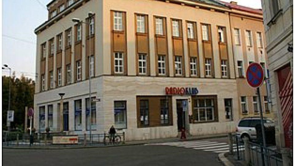 Budova Českého rozhlasu Hradec Králové