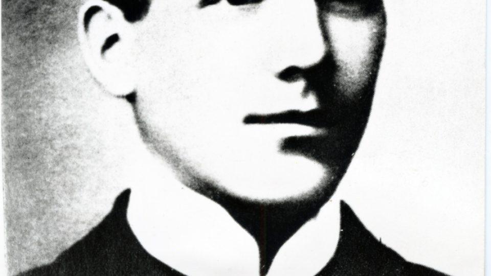 Bohumil Hanč - portrét