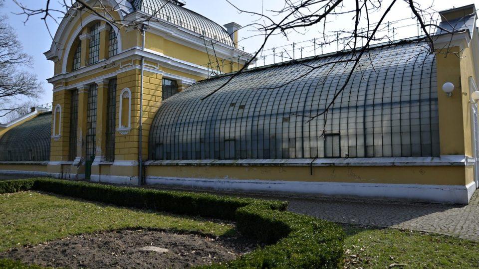 Historický skleník