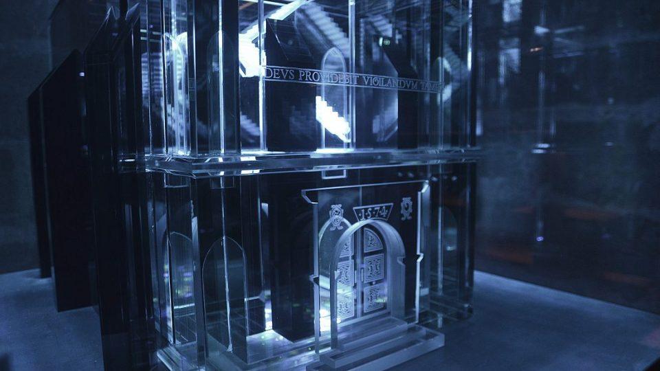 Bílá věž v Hradci Králové - 3D model Bílé věže