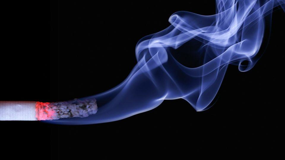 Cigareta (ilustrační foto)