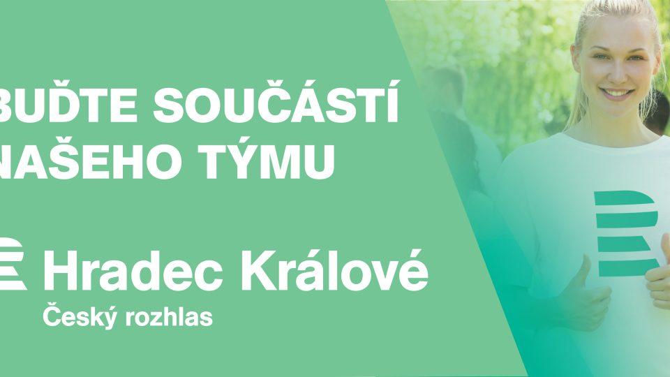 Staňte se součástí týmu Českého rozhlasu Hradec Králové