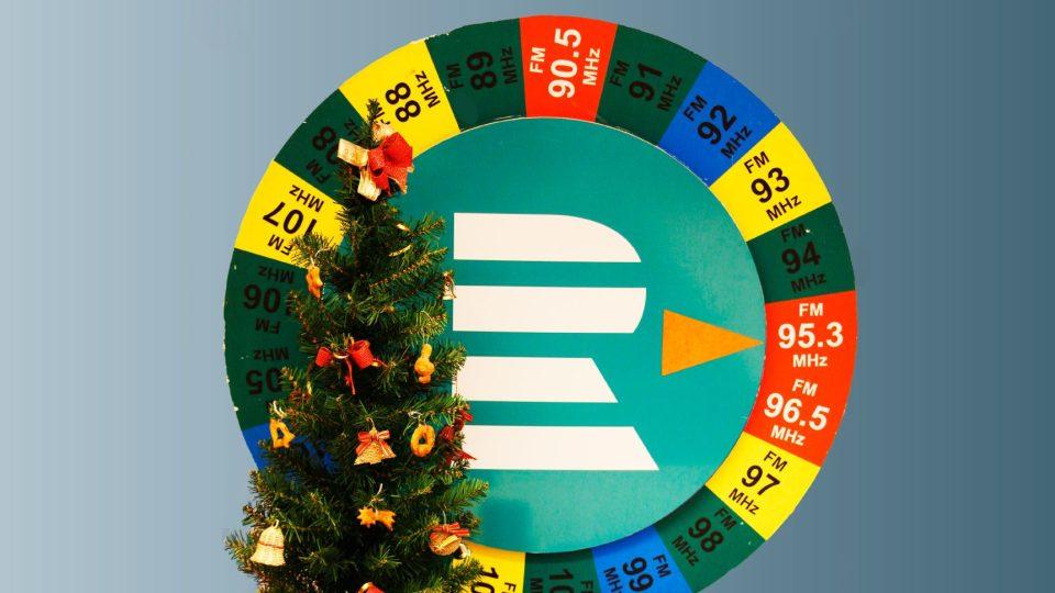 Vánoční kolo štěstí