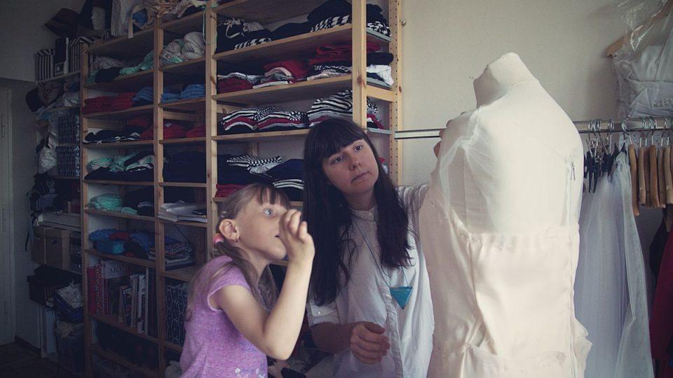 Profese nás baví: módní návrhářka
