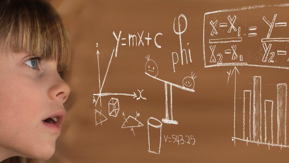 Matematika a zlomky (ilustrační foto)