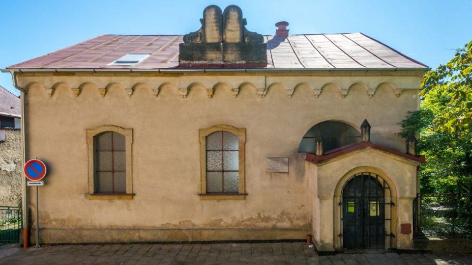 Synagoga v Hořicích