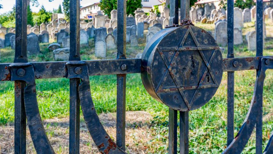 Židovský hřbitov v Hořicích