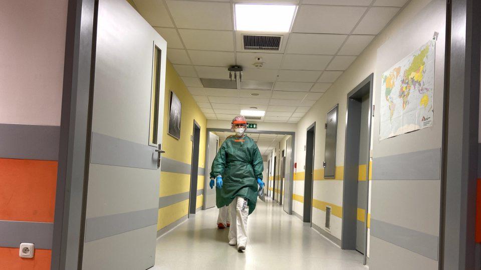 Urgentní příjem pražské Fakultní nemocnice v Motole (ilustrační foto)