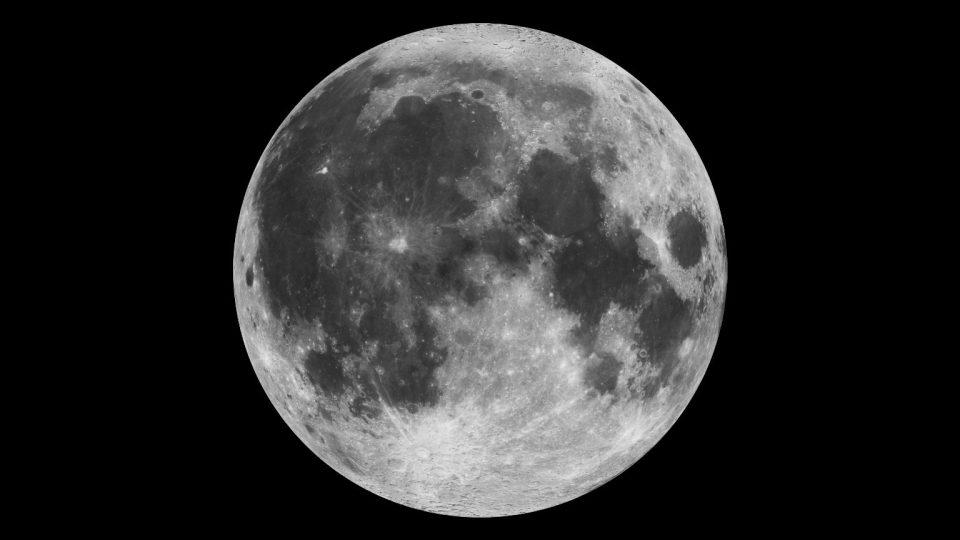 Přivrácená strana Měsíce